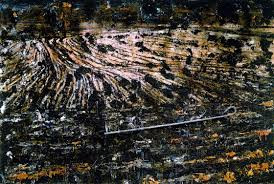Exploring Landscape in Anselm Kiefer's painting 'Departure from Egypt'