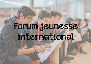 Forum Jeunesse International
