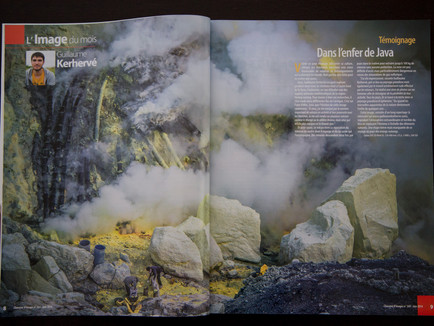 Article photo magazine Chasseur d'Images