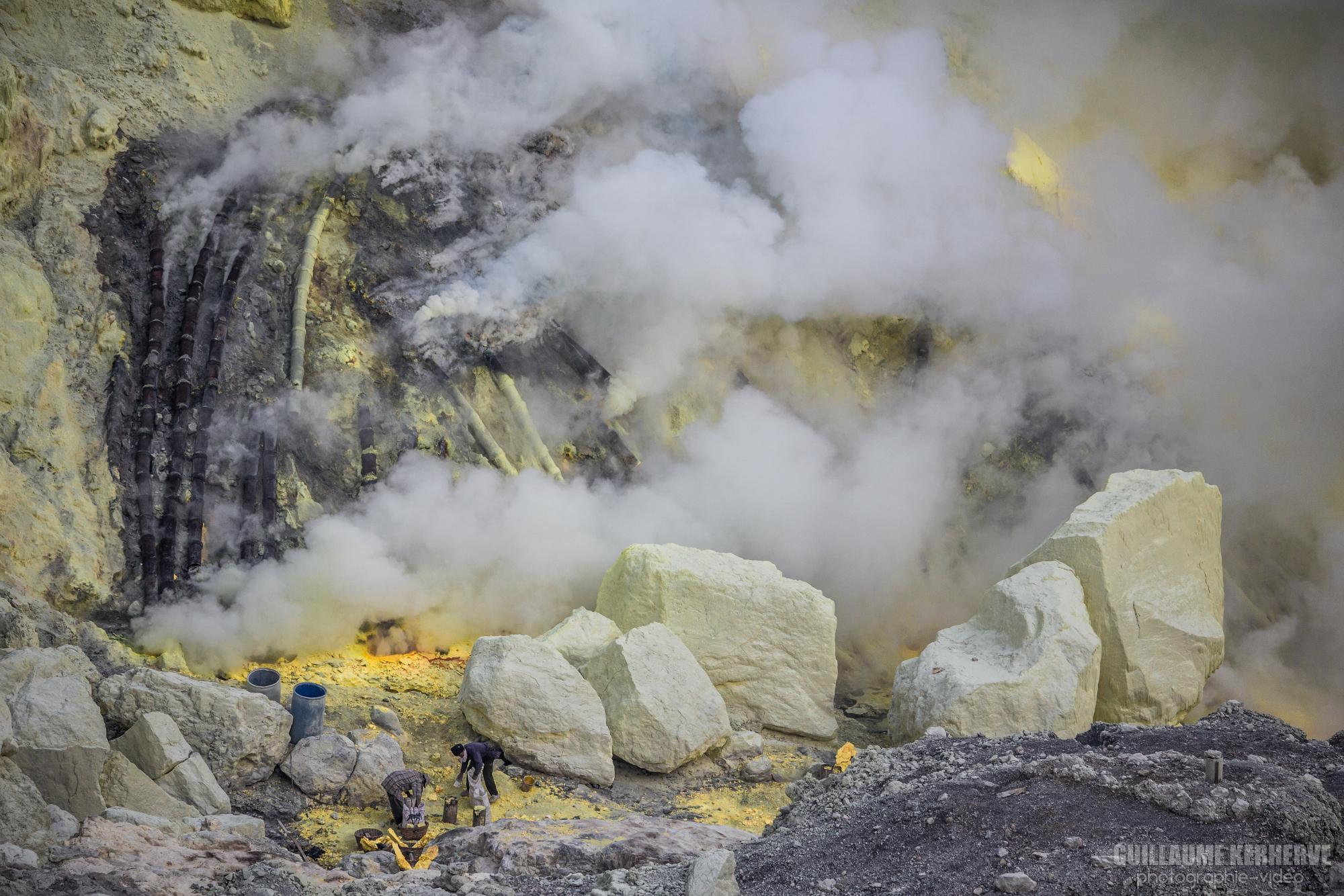 Volcan Kawa Ijen