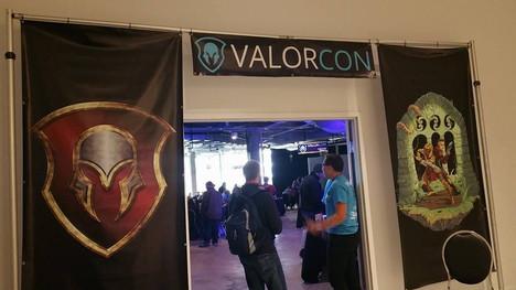 Valor Con Day 2