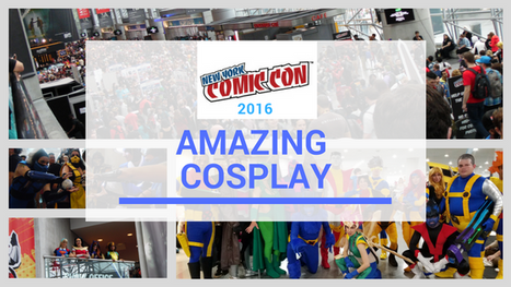 NYCC Cosplay and Eastern Championship of Cosplay 2016