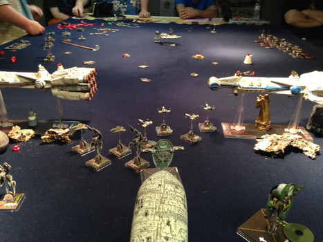 EllisCon XXVII - A Tabletop Gaming Convention in Danielson, CT