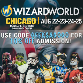 Wizard World Chicago Discount Code