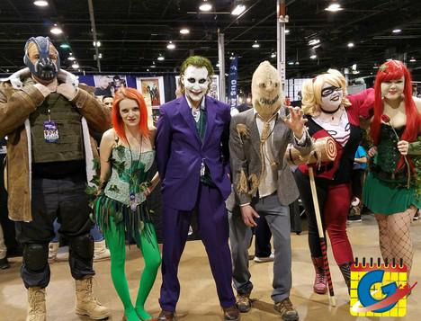 Heroes & Villains Fanfest Chicago 2016