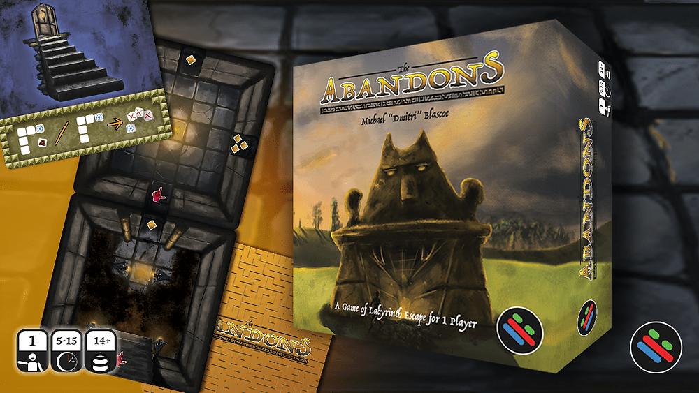 The Abandons Kickstarter