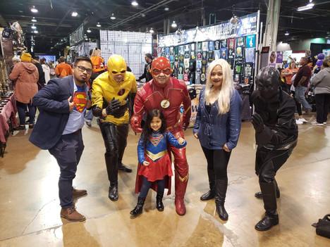 Chicago Walker Stalker Con and Heroes & Villains Fan Fest 2019