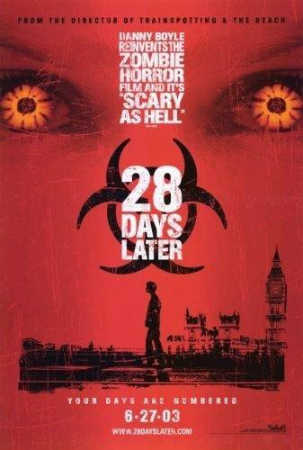 28 Days Later Original Poster