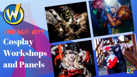 Cosplay Workshops and Panels to Look out for at this Year's Chicago Wizard World Weekend (2019)
