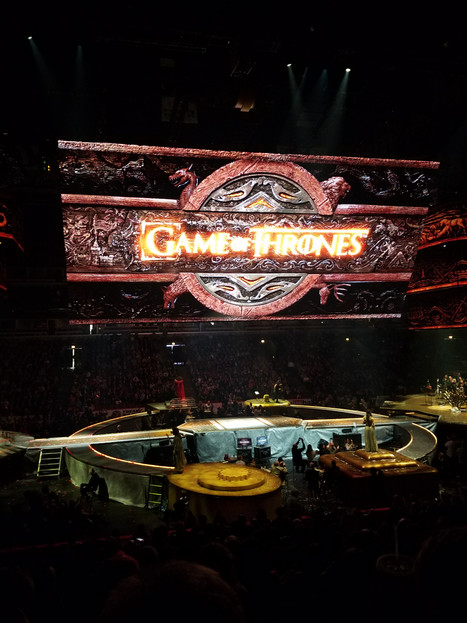 Game of Thrones Concert: Ramin Djawadi (Chicago 2017)