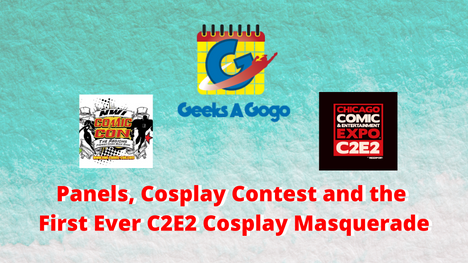 Geeks A Gogo's Upcoming Cosplay Appearances at NWI 2020 and C2E2 2020