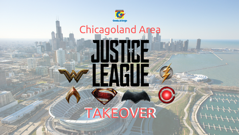 Justice League Chicago Takeover