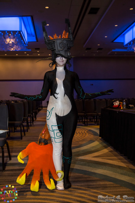 Anime Midwest in three words - Anime, Cosplay, and Pokemon Go!