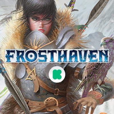Frosthaven Kickstarter