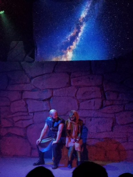 A Princess of Mars by Otherworld Theatre