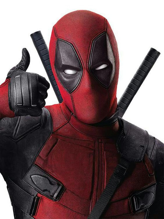 Deadpool courtesey of Fox.
