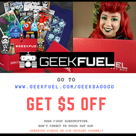 Geek Fuel Discount