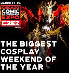 So grateful for _c2e2 featuring _paralum