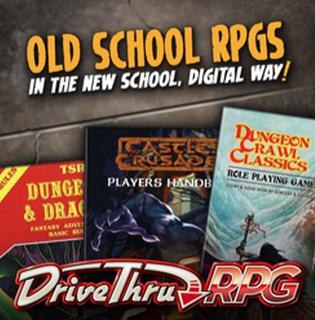 Drivethru RPG Geeks A Gogo