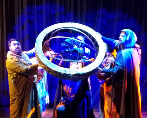 Thrones! The Musical Parody: Review