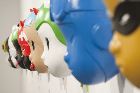 Vertical Gallery Presents - Hebru Brantley