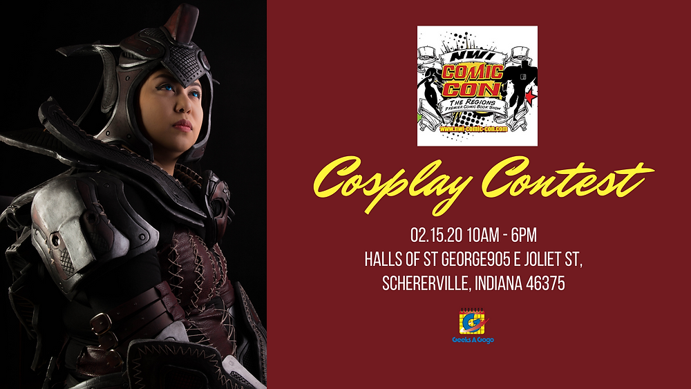 NWI Comic Con 2020 Cosplay Contest