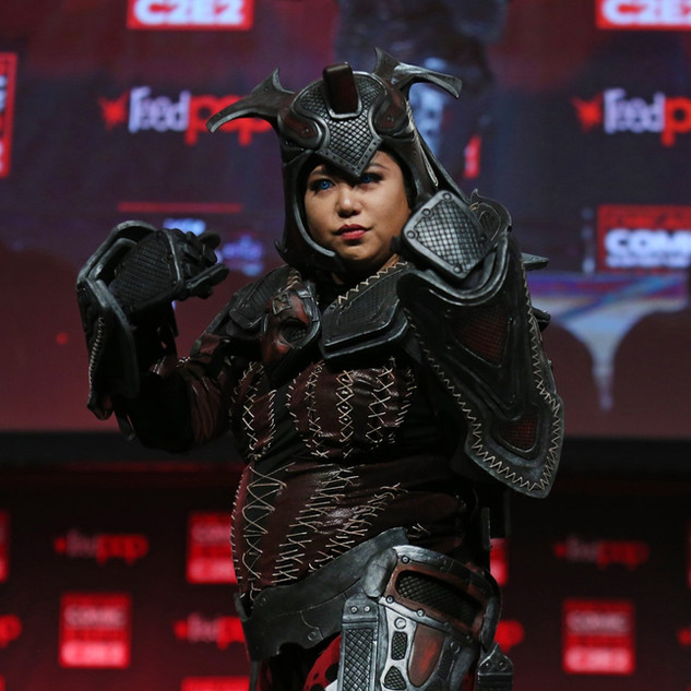 Bonded by fandom Amid cosplay and celebs, C2E2 was about human connections