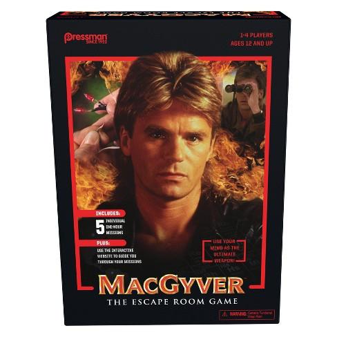 Macgyver Escape Room