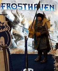 Banner Spear Frosthaven