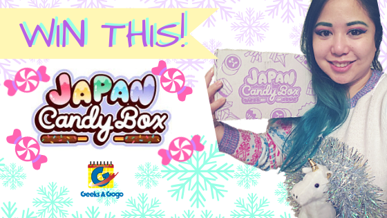Japan Candy box Giveaway 2018