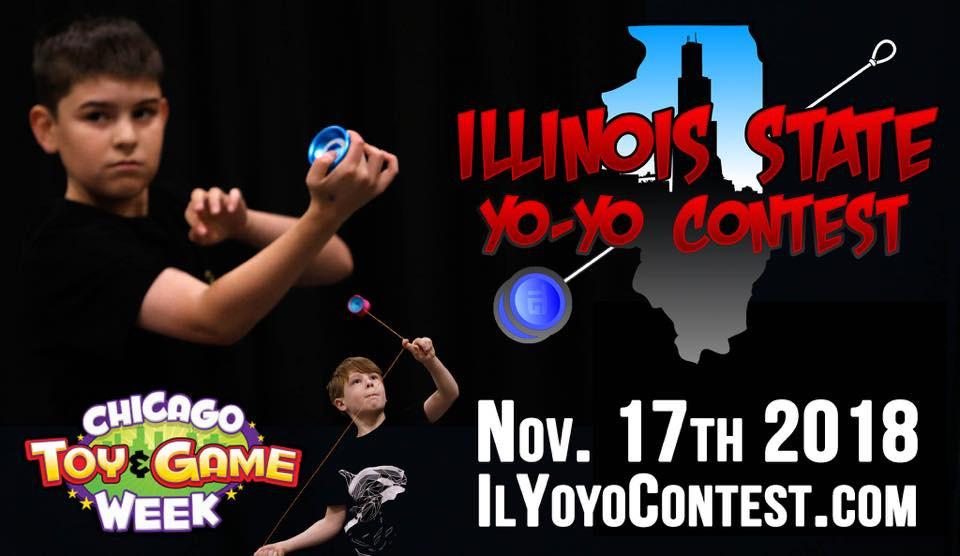 Illinois state yoyo championship 2018
