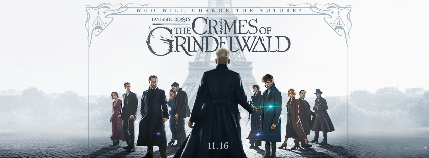 Fantastic Beasts The Crimes of Grindelwald film review