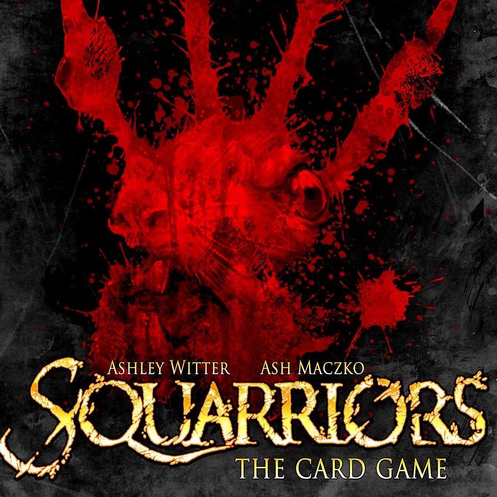 Squarriors Card Game