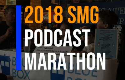 SOUTHGATE MEDIA GROUP IS HOLDING THE FOURTH ANNUAL SMG PODCAST MARATHON, TO BE HELD SEPTEMBER 29, 20
