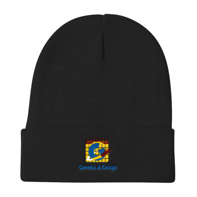 Geeks A Gogo Knit Beanie
