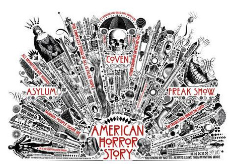 AllGeeksHQ, GeeksAGogo and MiniBarChi Presents: Wednesday Night American Horror Story Viewing Partie