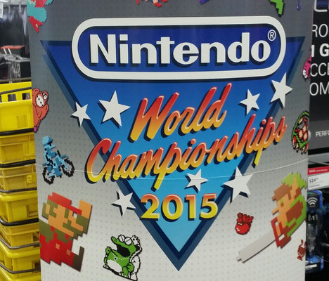 The Ultimate NES Remix Challenge at the Nintendo 2015 Tournament