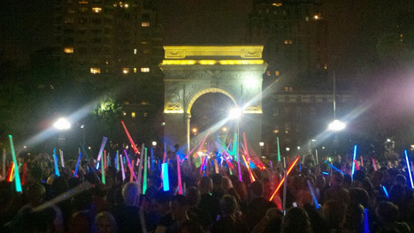 Chicago's 1st Lightsaber Freeze Mob Happening Friday, December 18, 2015
