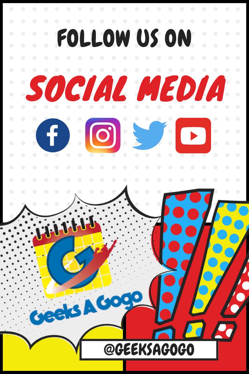 Geeks A Gogo Social Media