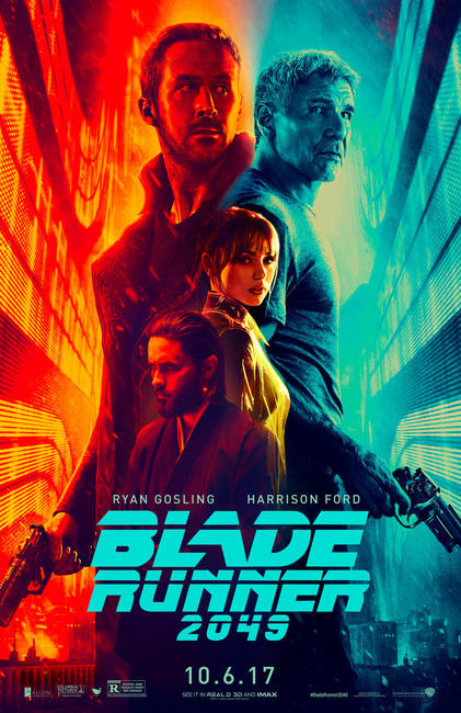 Receive a free surprise Funko POP! With a Blade Runner 2049 Ticket Purchase from Fandango