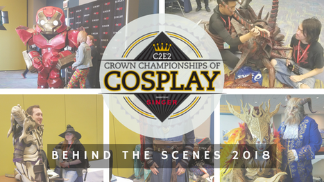 Behind the Crown Championships of Cosplay - Reed Pop Interview and What You Don't Know About the