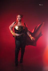 Vampire Batgirl - DC Bombshells