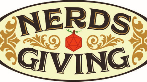 First Annual Nerds Giving: Raising Money for At-Risk LGBTQ+ Youth