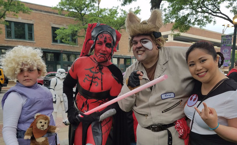 2016 Joliet Public Library and Museum Star Wars Day