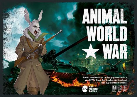 Animal World War Kickstarter Now Live