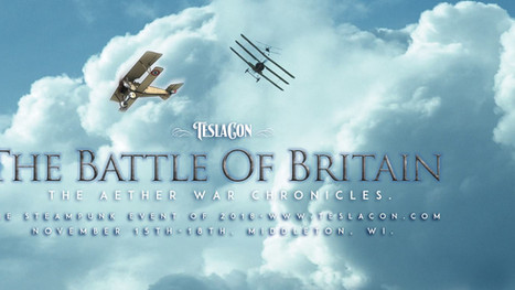 TeslaCon 9: The Battle of Britain