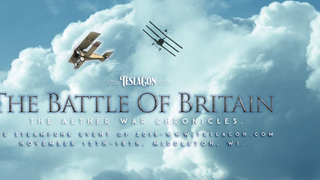 TeslaCon 9: The Battle of Britain