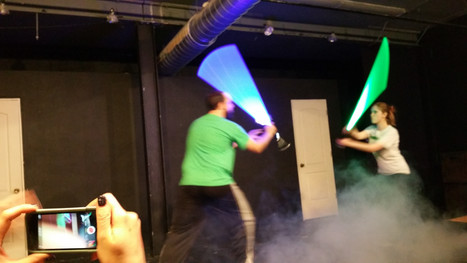 These Lightsaber Classes are Everything that You Expect and More