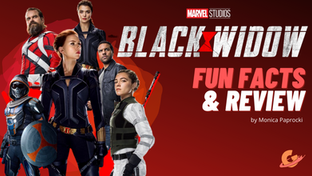 Black Widow Movie 2021 Movie Fun Facts and Review (Spoilers)