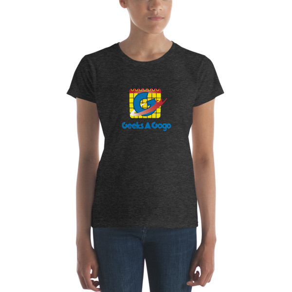 Geeks A Gogo Women's Shirt